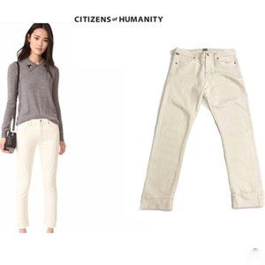 C of H Jazmin Ankle Cuffed Slim straight Jeans 27